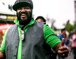Gregory Porter at NSJ this year.